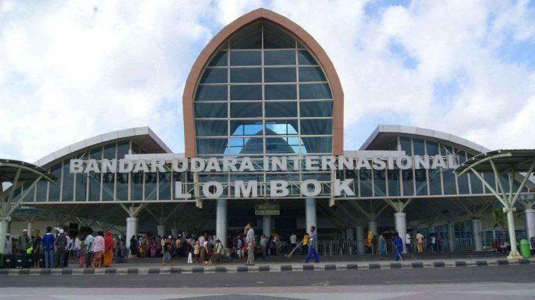 مطار لومبوك الدوليLombok International Airport