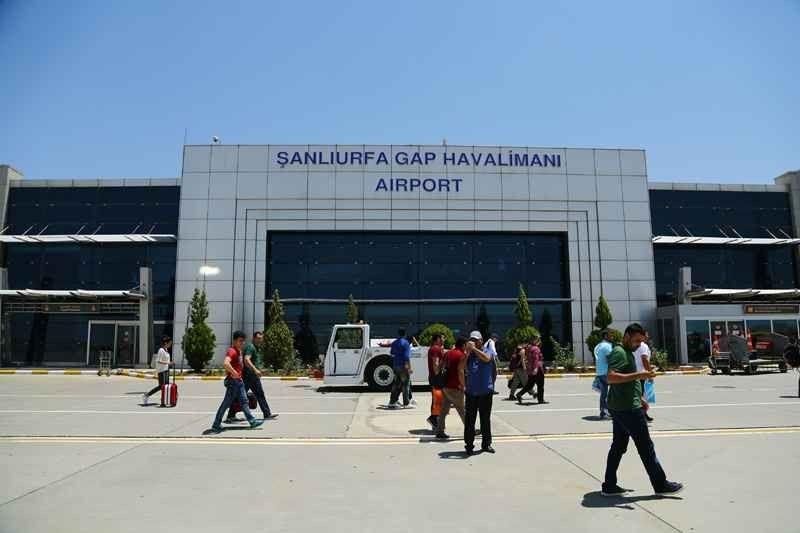 مطار سانليورفاSanliurfa Airport