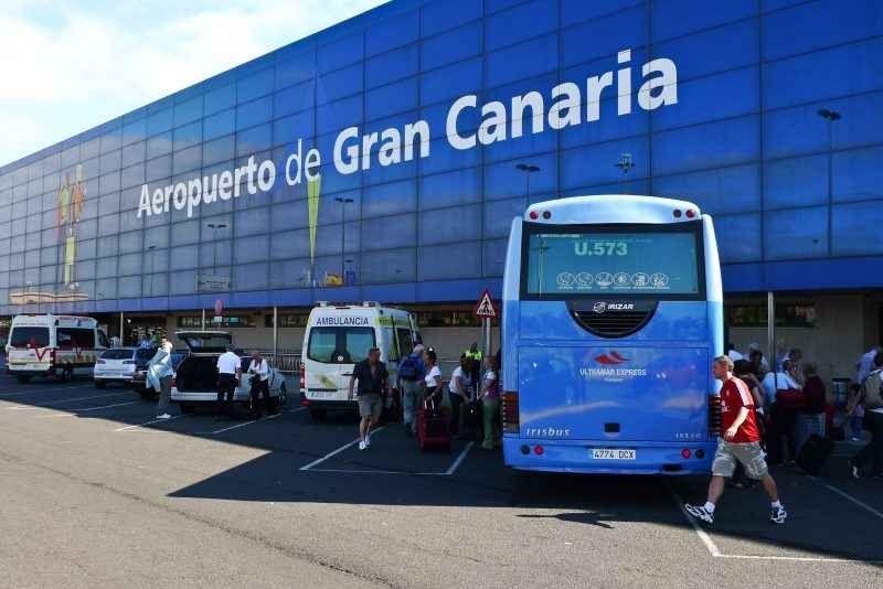 مطار غران كنارياGran Canaria Airport