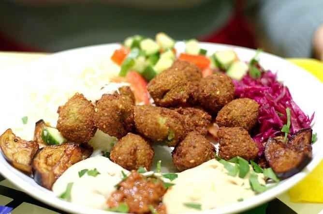 فلافل المأمون Mamoun's Falafel