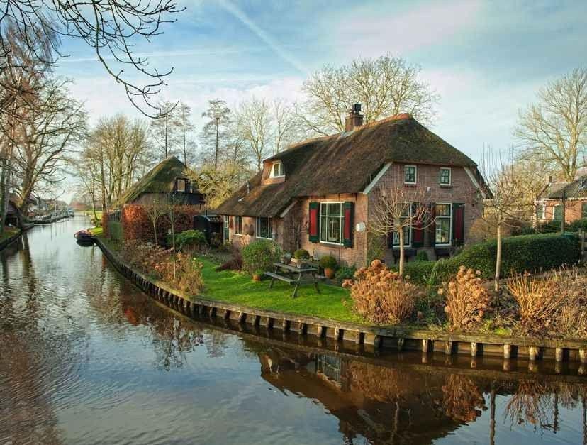 Photo of جيثورن هولندا .. القرية الهولندية الساحرة التي تخطف أنظار الجميع بطبيعتها ومعالمها المبهرة