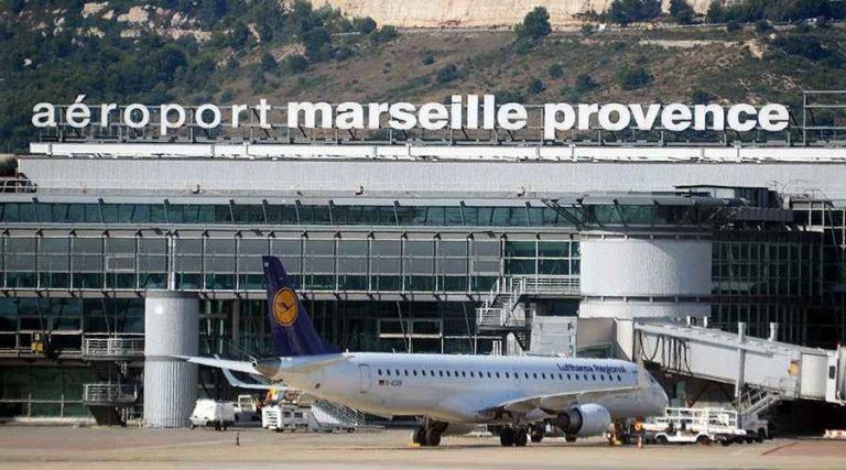 مطار مارسيلياMarseille Provence Airport