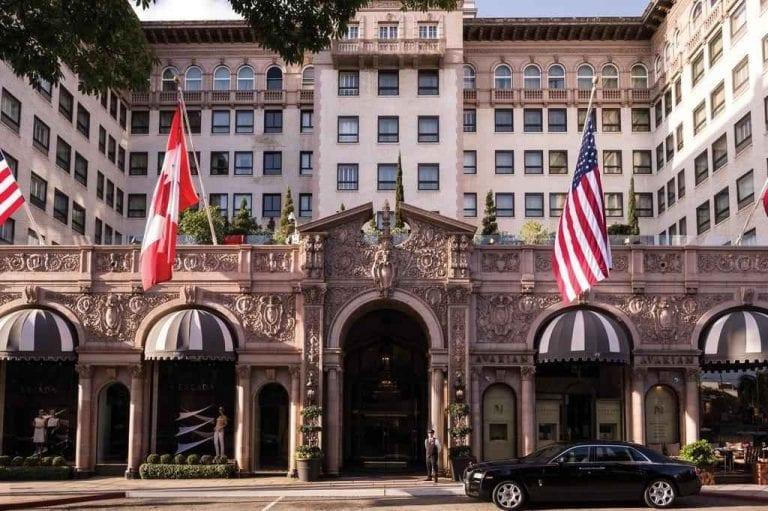فندق بيفرلي ويلشاير-Beverly Hills Hotels