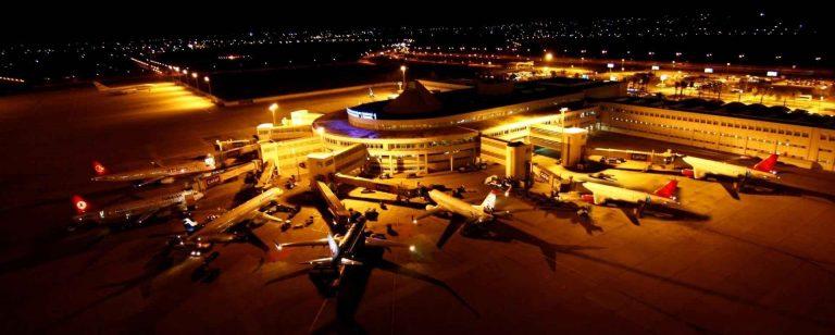 مطار أنطالياAntalya Airport