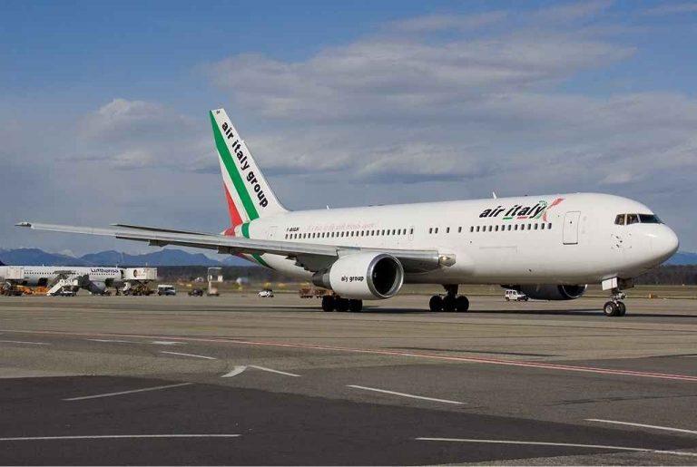 طيران ايطالياAir Italy