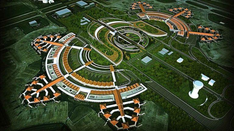مطار سوكارنو هاتا الدولي Soekarno Hatta International Airport