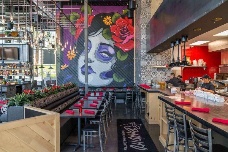 مطعم Bandito Latin Kitchen & Cantina