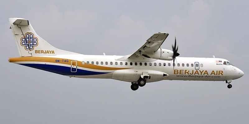 بيرجايا للطيرانBerjaya Air