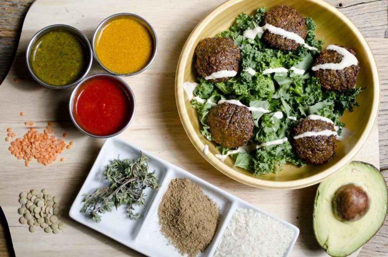 ماعوز نباتي Maoz Vegetarian