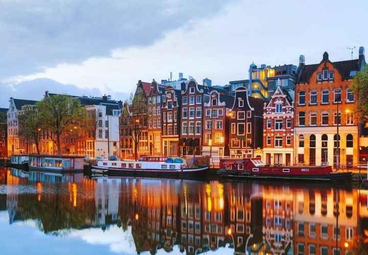 اهم المدن السياحية في هولندا