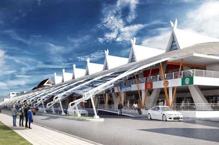 مطار حسين ساسترانيغارا الدوليHusein Sastranegara International Airport