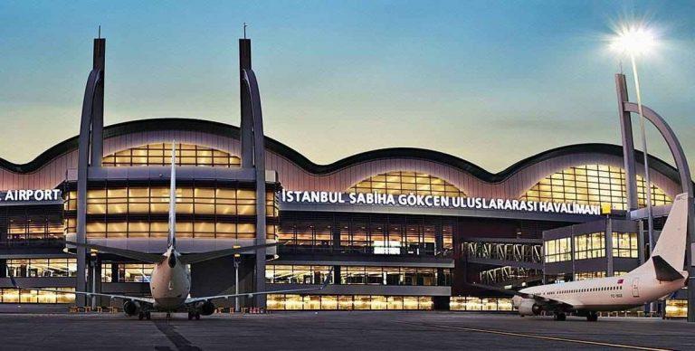 مطار صبيحة جوكشين الدوليIstanbul Sabiha Gokcen International Airport