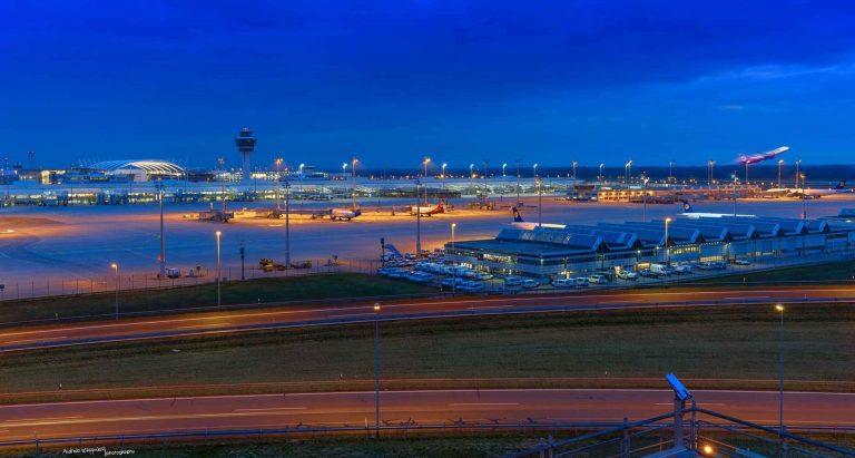 مطار ميونيخ الدوليMunich Airport