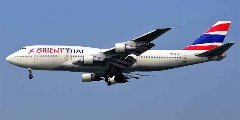 طيران أورينت تايOrient Thai