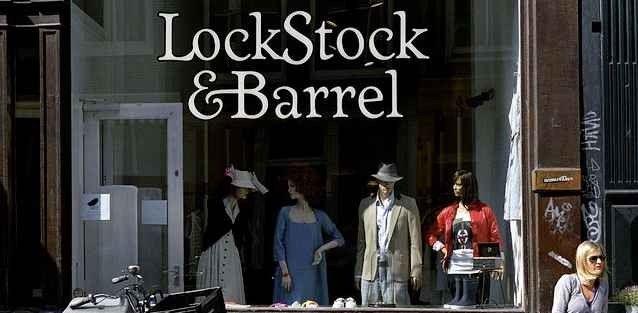 لوك ستوك أند باريل أمستردامlockstock & barrel amsterdam
