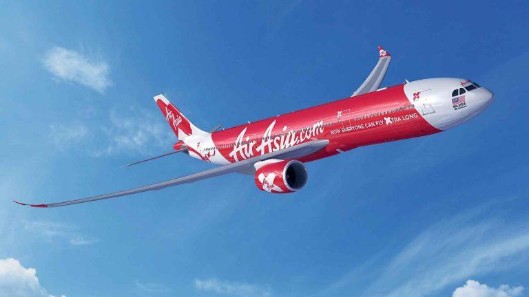 طيران أسيا أكسAirAsia X