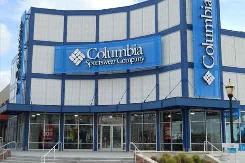 كولومبيا سبورتسوير أوت لت Colombia Sportswear Outlet