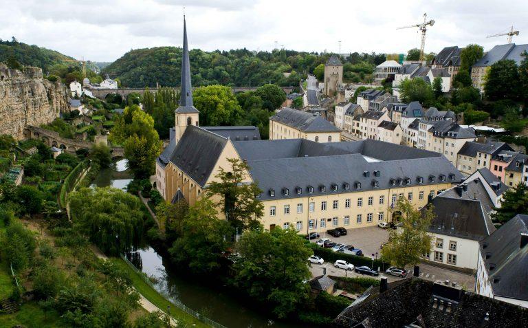 مقاطعة لوكسمبورغ Luxembourg Belgium