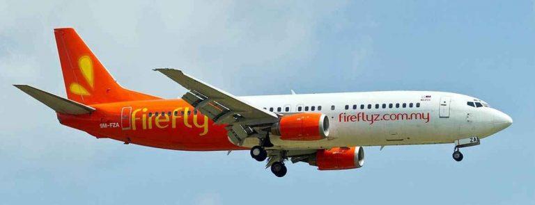 طيران فاير فلايFireFly Airlines
