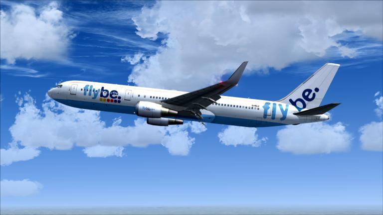 الخطوط الجوية فلاي بيFlybe