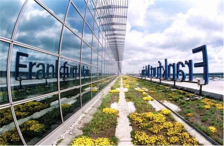 مطار فرانكفورت الدولي Frankfurt International Airport
