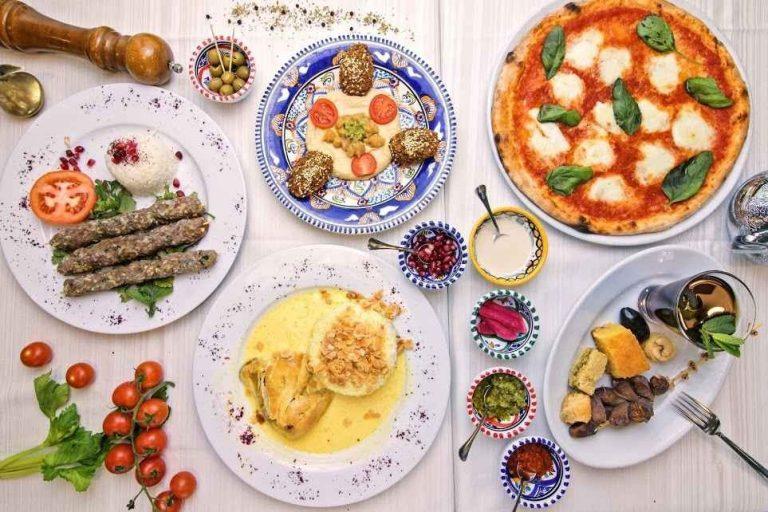 المطاعم الحلال في ميلان