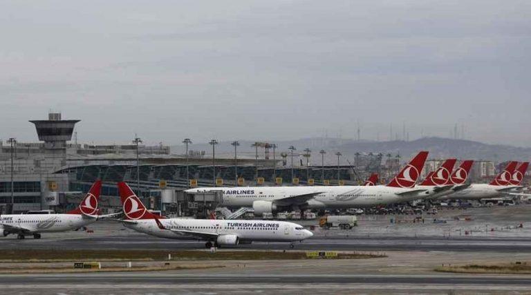 مطار إسطنبول أتاتورك Istanbul Atatürk Airport