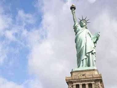 تمثال الحرية The Statue Of Liberty