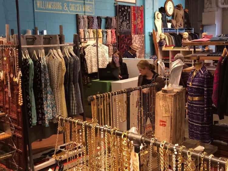 أرتيست أند فليا تشلسي ماركت Artist & Flea - Chelsea Market