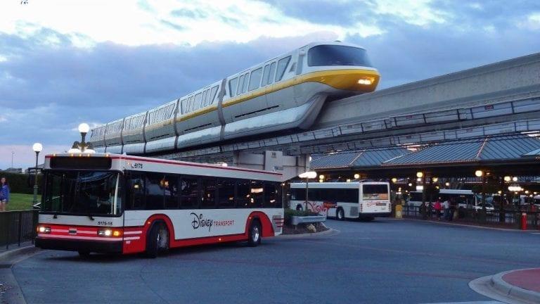 Walt Disney World Transport