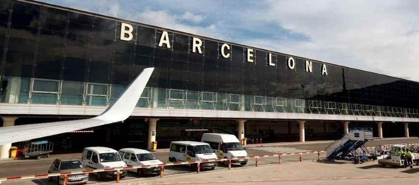 مطار برشلونة الدوليBarcelona Airport