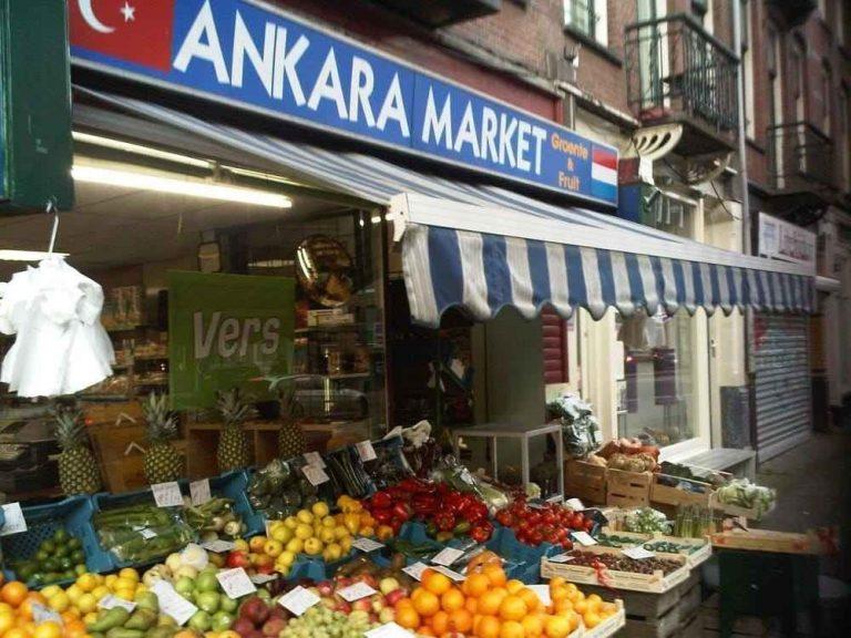أنقرة ماركت أمستردامAnkara Market amsterdam