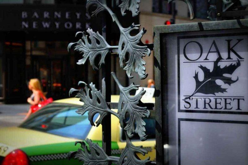 أوك ستريت Oak Street