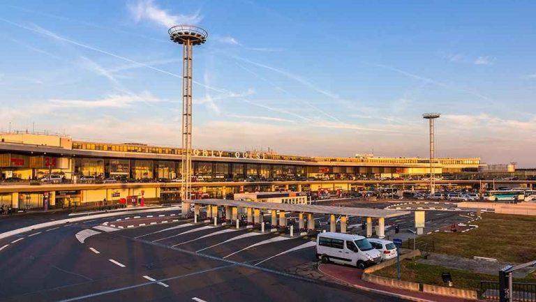 مطار باريس أورليOrly Airport