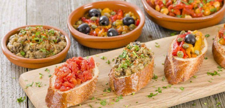التاباس والمطبخ الإسبانيTapas