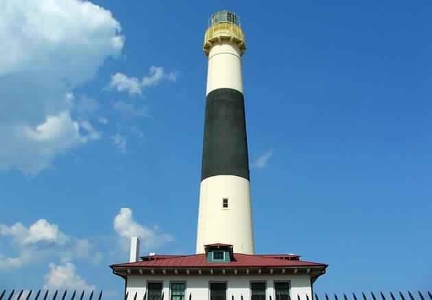 ابسيكون لايتهاوس Absecon Lighthouse