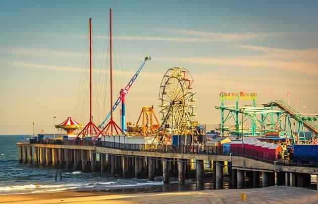 ذا ستيل بير The Steel Pier