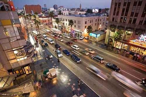 شارع هوليوود - Hollywood Boulevard
