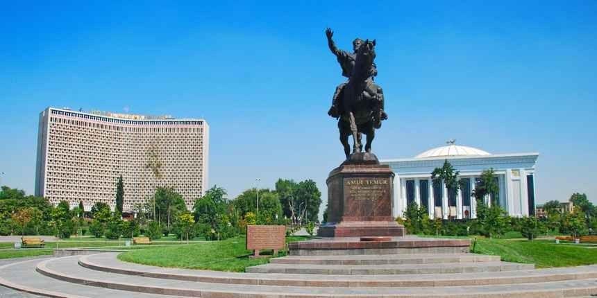 السياحة في اوزباكستان