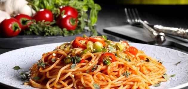 المعكرونة - Pasta