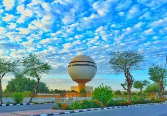 حديقة الملك خالد في بريدةKing Khalid Park