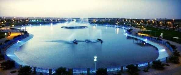 منتزه البصر بريدهBasr Park Buraidah