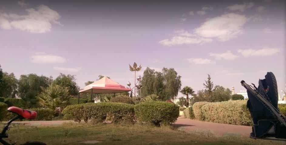 حديقة الملك فهد بخميس مشيطKing Fahad Park Khamis Mushayt