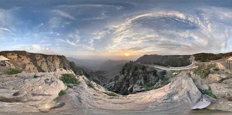 منتزه جبل ناصرMount Nasser
