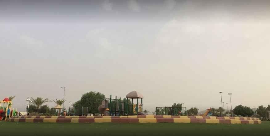 حديقة الميراث بخميس مشيطHeritage Park Khamis Mushait