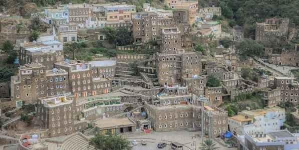 قرية رجال ألمع التراثيةHeritage Village Rijal Alma'a