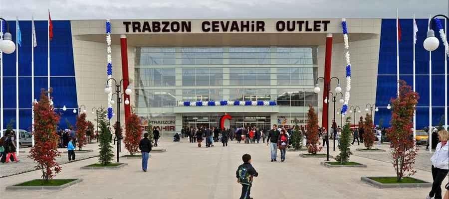 طرابزون سيفاهير أوت لتTrabzon Cevahir Outlet