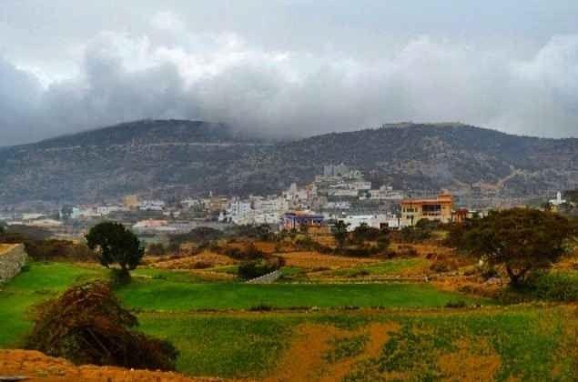 منتزه جبل مريرJabal Mareer