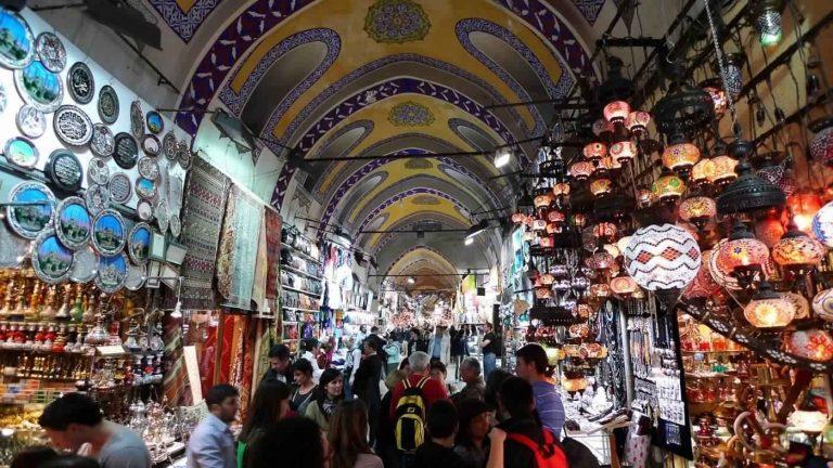 البازار الروسي في طرابزونRussian Bazaar Trabzon