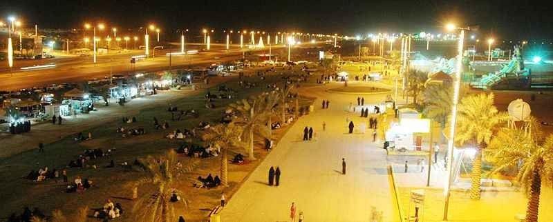 منتزه الحاجب في عنيزةAl Hageb Park Onaizah